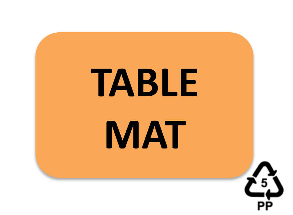 cheap custom paper placemats Buy products such as mainstays woven solid placemats, polyester cotton blend, 13 in x 18 in, 4 pack, multiple colors available at walmart and save skip to main content hi get more out of walmartcom create account sign in fitness & outdoors auto & tires photo & personalized shop sewing.
