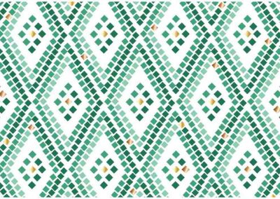 Emerald deco tiles web