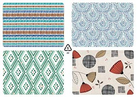 contemporary placemats