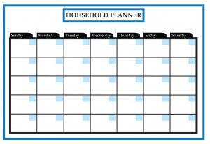 custom printed planner