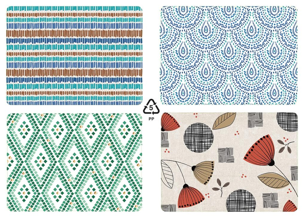 outdoor placemat collection